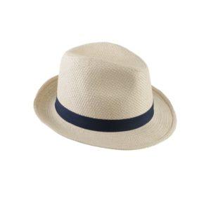 Barbour Emblem Trilby Hat Natural