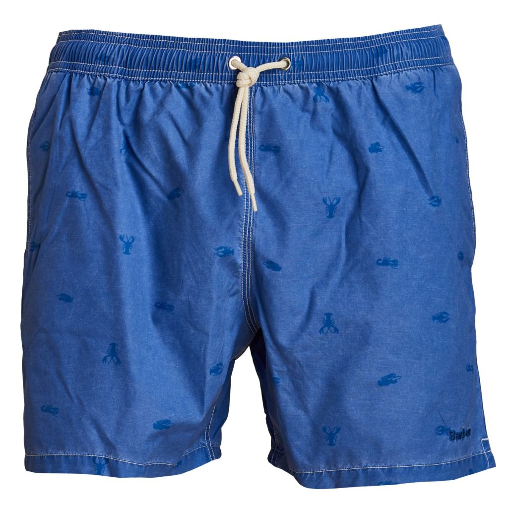 Barbour Lobster Swim Short Blue