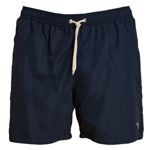 "Barbour Logo 5"" Swim Shorts Navy"