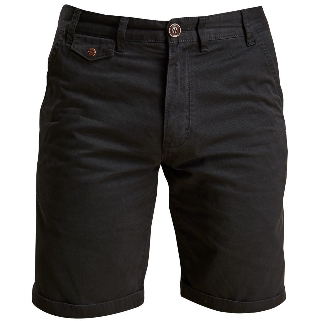 Barbour Neuston Twill Shorts Navy