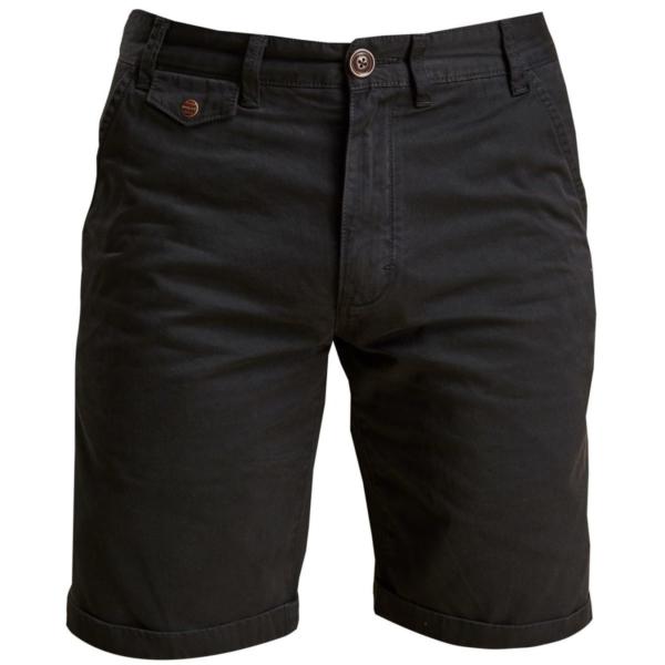 Barbour Neuston Twill Shorts Navy