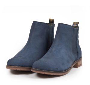 Barbour Womens Abigail Chelsea Boot Steel Blue
