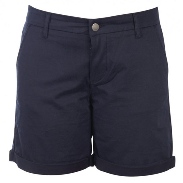 Barbour Womens Essential Shorts Navy