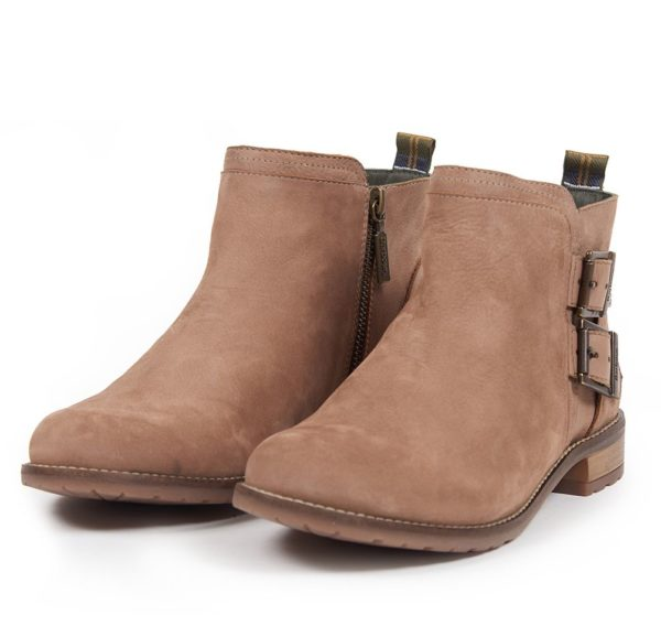 Barbour Womens Sarah Low Buckle Boot