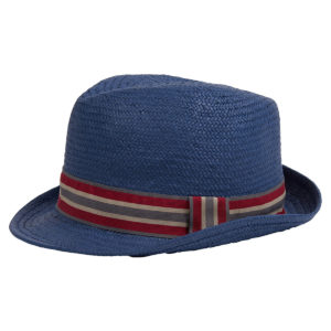 Barbour Whitby Trilby Navy
