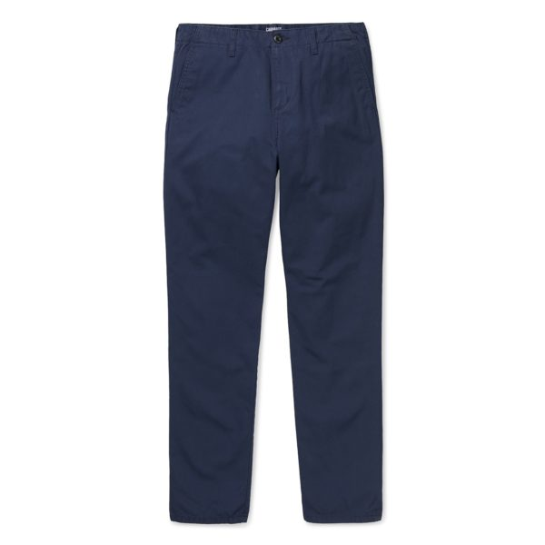 Carhartt Club Pant Regular Leg Blue Rinsed
