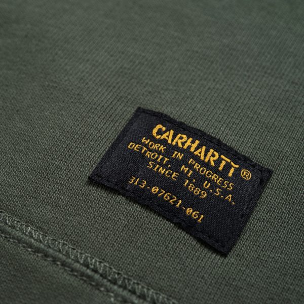 Carhartt Hooded Military Tape Sweat Adventure