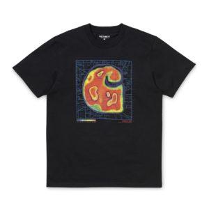 Carhartt Heatmap T-Shirt Black