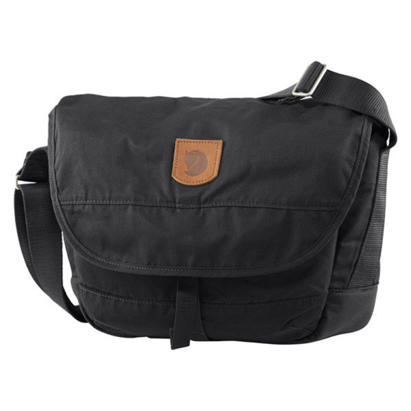 Fjallraven Greenland Shoulder Bag Small Black