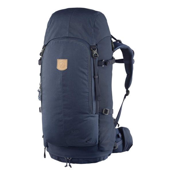 Fjallraven Keb 52 Backpack Storm / Dark Navy
