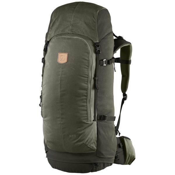 Fjallraven Keb 72 Backpack Olive / Deep Forest