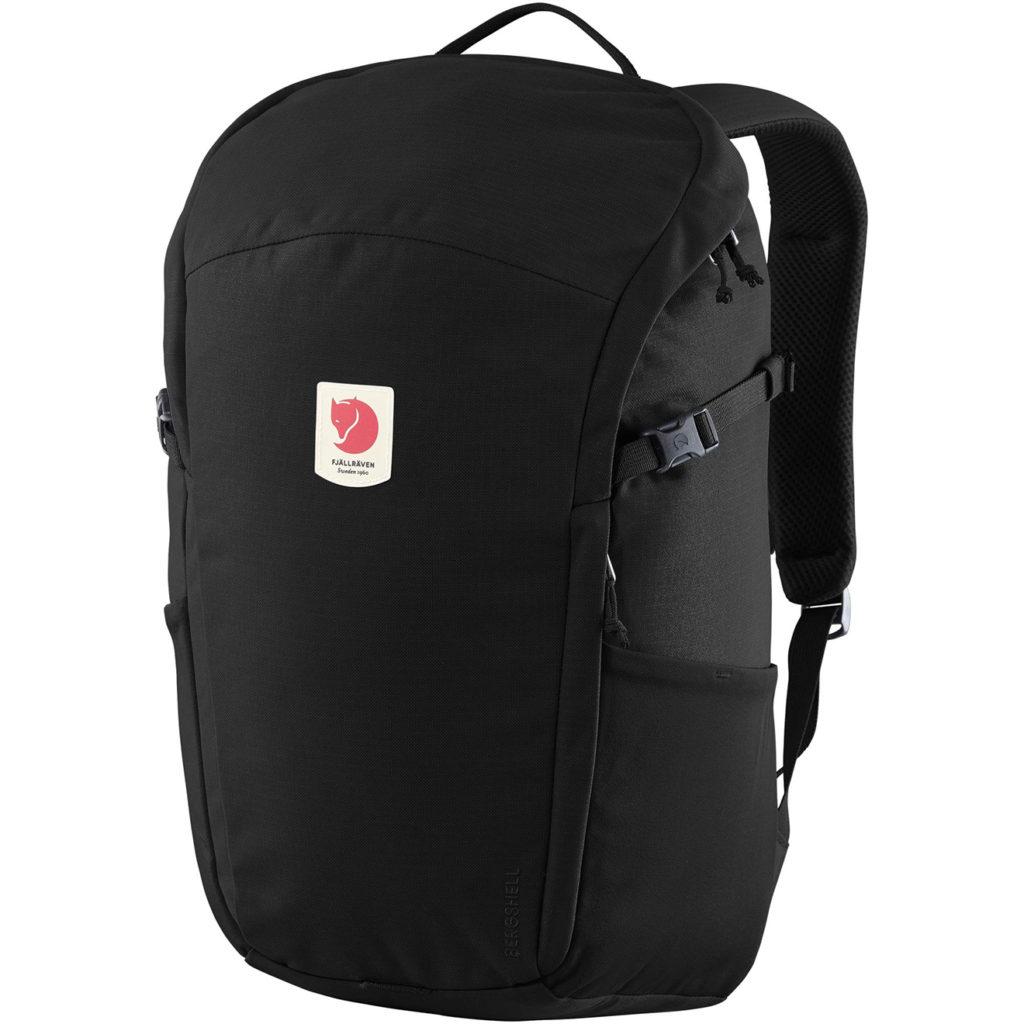 Fjallraven Ulvo 23 Backpack Black