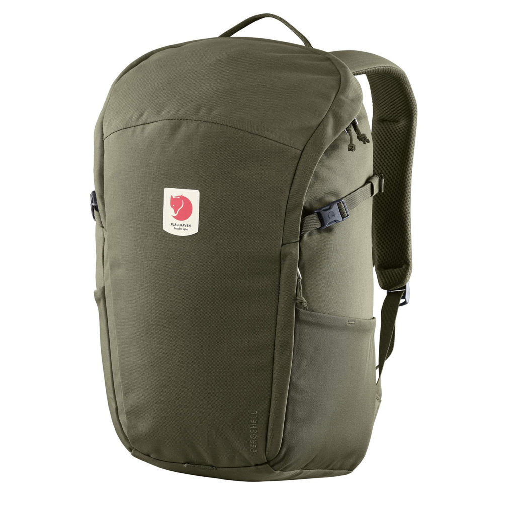 Fjallraven Ulvo 23 Backpack Laurel Green