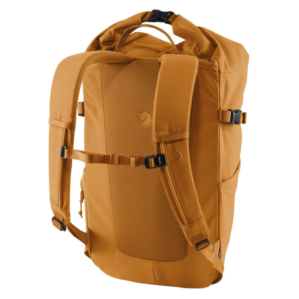 Fjallraven Ulvo Rolltop 23 Backpack Red Gold