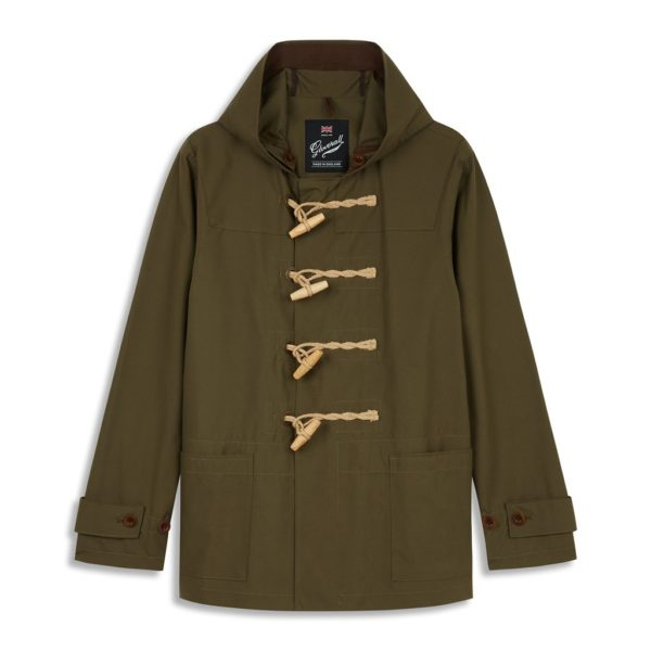 Gloverall Summer Monty Jacket Khaki