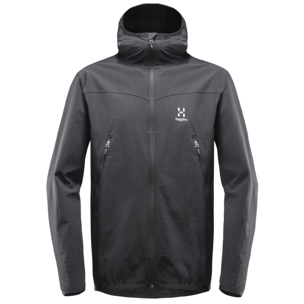 Haglofs Natrix Hooded Jacket True Black
