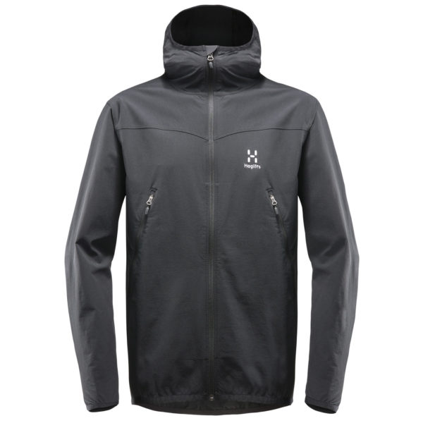 Haglofs Natrix Hooded Jacket True Black