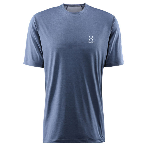 Haglofs Ridge T-Shirt Tarn Blue