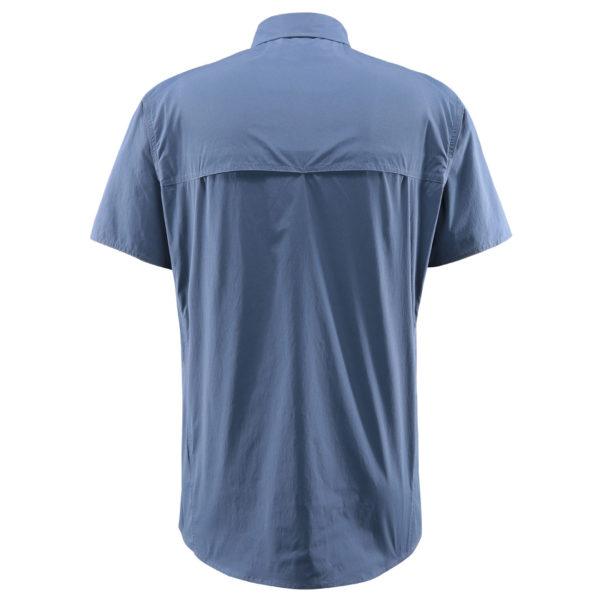 Haglofs Salo SS Shirt Tarn Blue