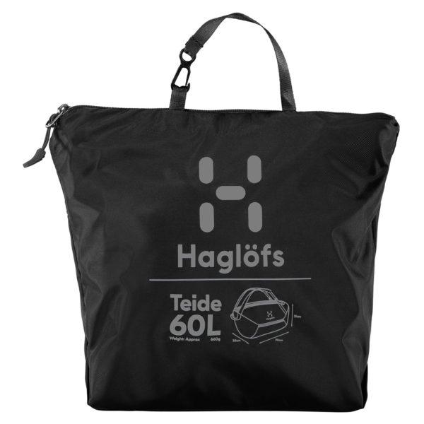 Haglofs Teide 60L Bag True Black