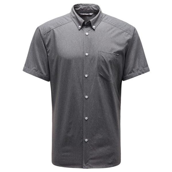 Haglofs Vejan SS Shirt Magnetite