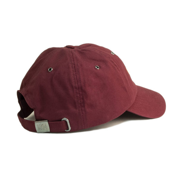 James Purdey Baseball Cap Audley Red