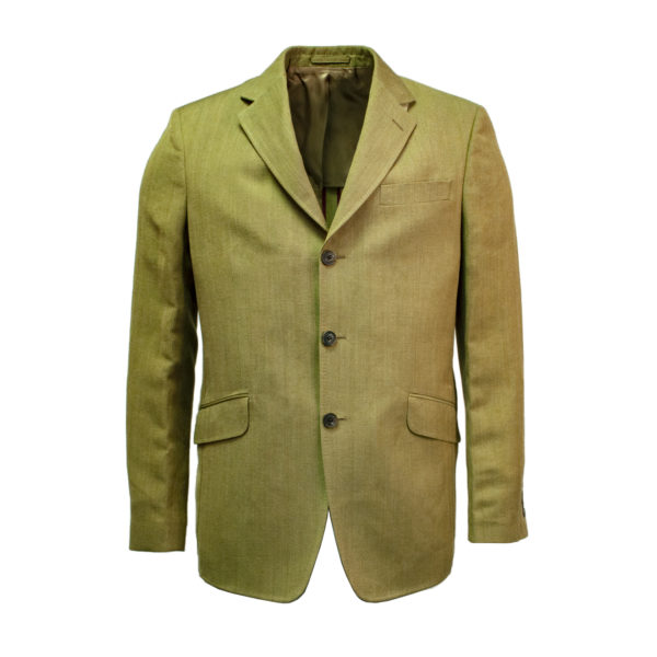 James Purdey Chatsworth Jacket Antique Green