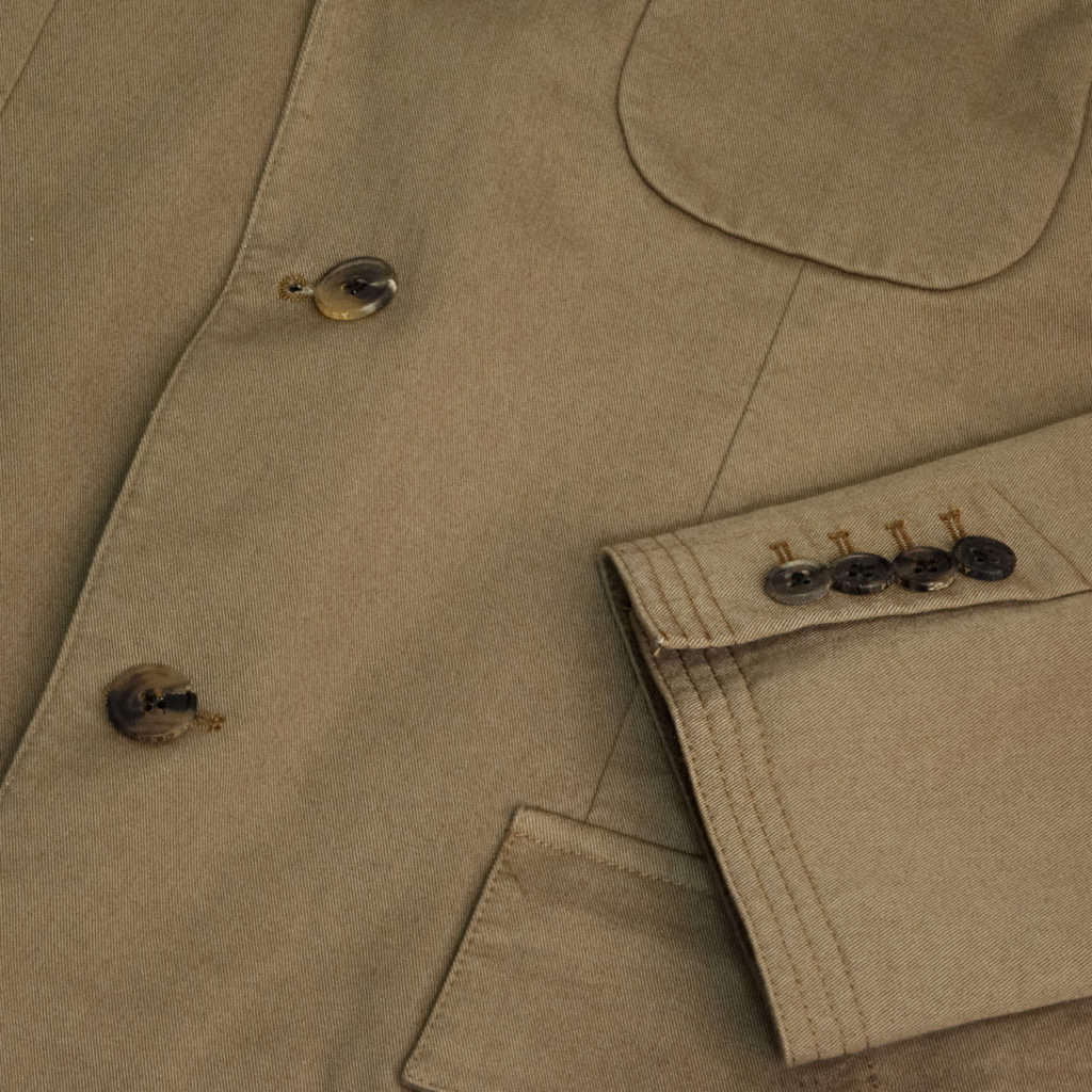 James Purdey Hemmingway Jacket Beige