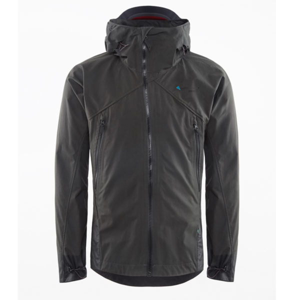 Klattermusen Einride Etaproof Mountain Jacket Charcoal