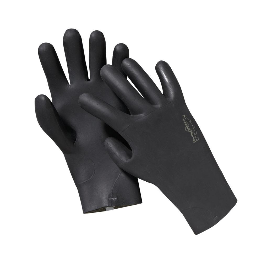 Patagonia R1 Fishing Gloves Black