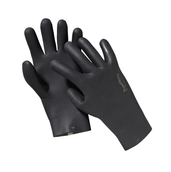 Patagonia R1 Fishing Gloves Black