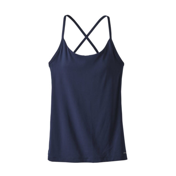 Patagonia Womens Cross Beta Tank Top Classic Navy