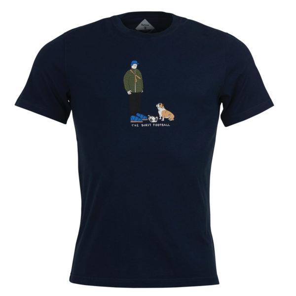 Barbour Josh.P T-Shirt 2 Navy
