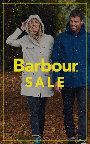 Barbour Sale at The Sporting Lodge