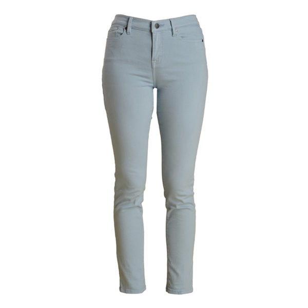 Barbour Womens Essential Slim Trousers Powder Blue