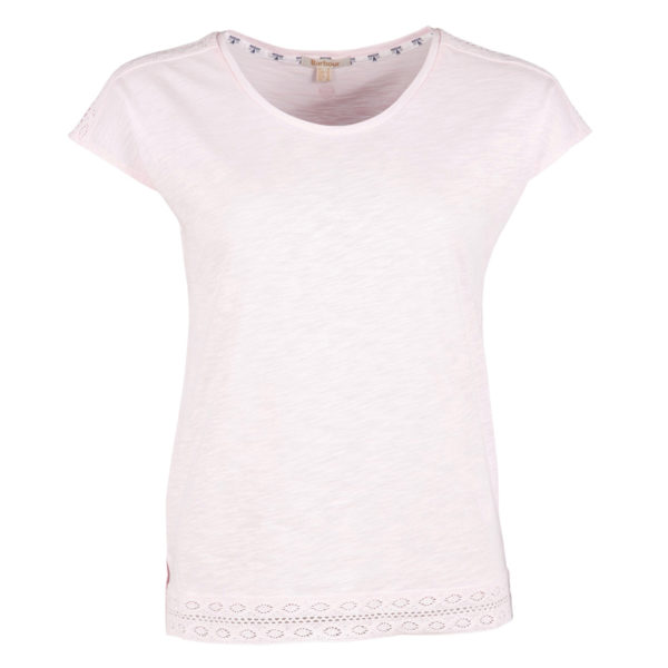 Barbour Womens Seahouse Top Rose