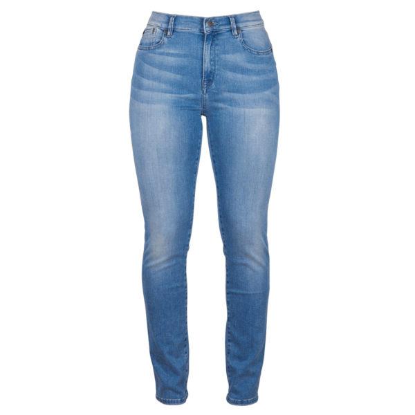 Barbour Womens Slim Fit Jeans 70s Blue