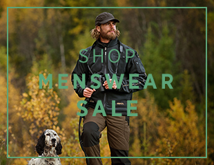 Menswear sale at The Sporting Lodge