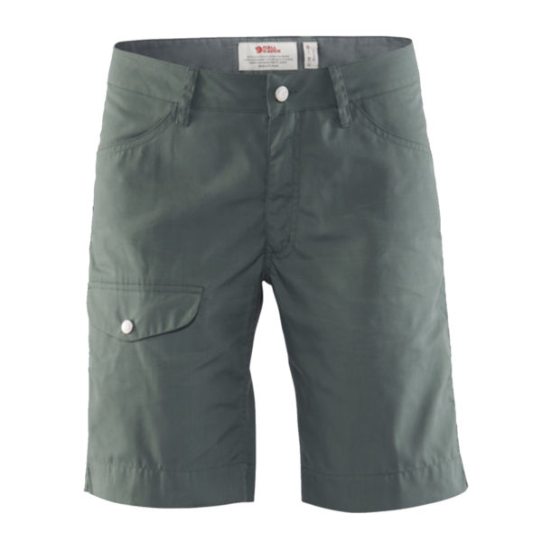 Fjallraven Womens Greenland Shorts Frost Green