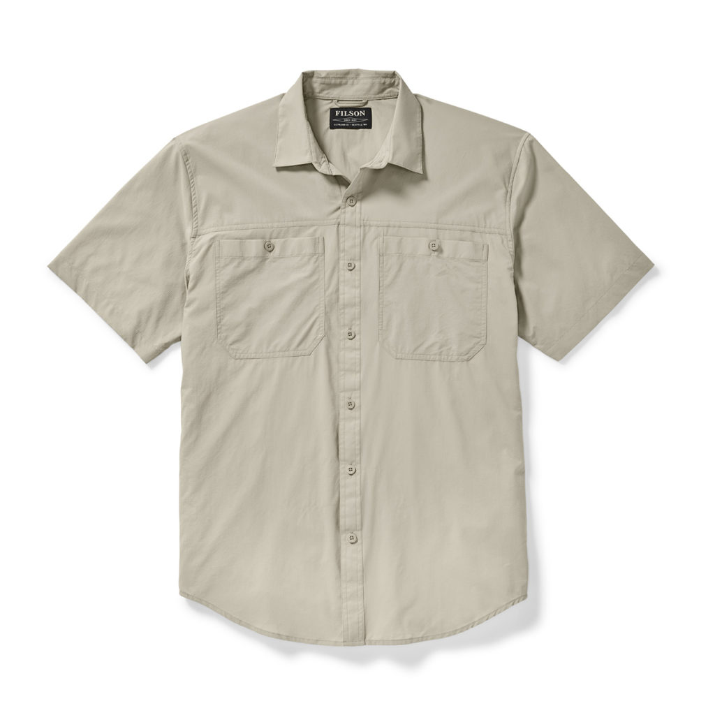 Filson Alagnak SS Shirt Sandbar