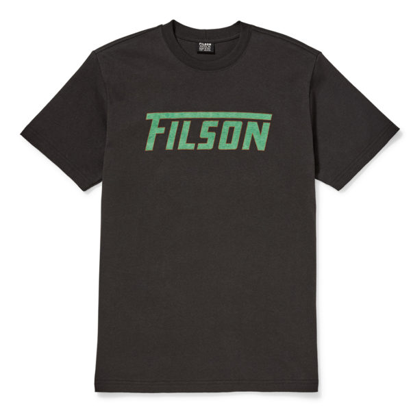 Filson Outfitter Graphic T-Shirt Faded Black 4