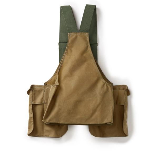 Filson Tin Cloth Game Bag Dark Tan