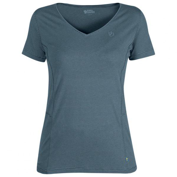 Fjallraven Womens Abisko Cool T-Shirt Dusk
