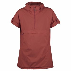 65850b6a8f36 Fjallraven Womens High Coast Hooded SS Shirt Dahlia