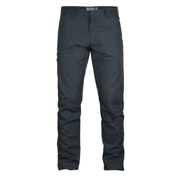 Fjallraven Traveller Trousers Dark Navy
