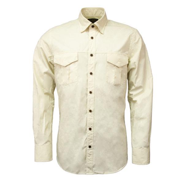 James Purdey Safari Shirt Sand