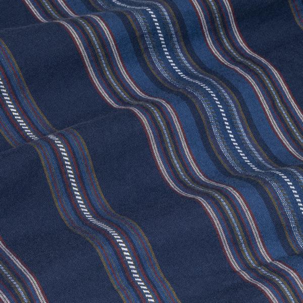 Pendleton Kay Street SS Shirt Indigo Stripe