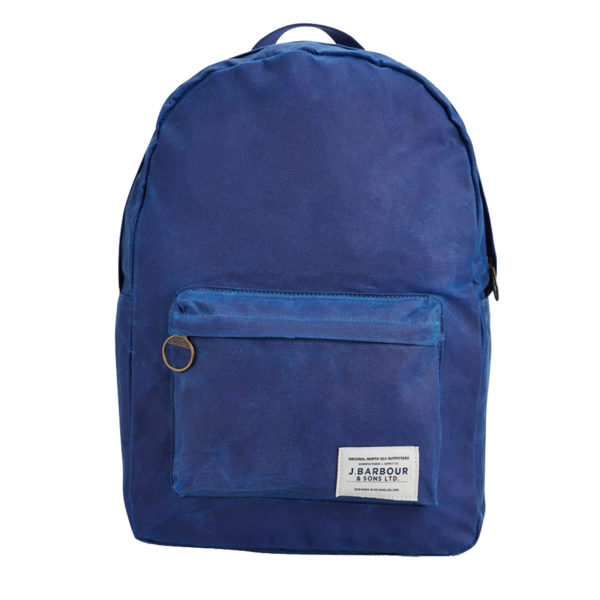 Barbour Eadan Backpack True Blue