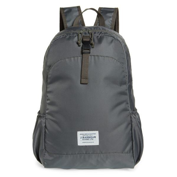 Barbour Kilburne Packable Backpack Army Green