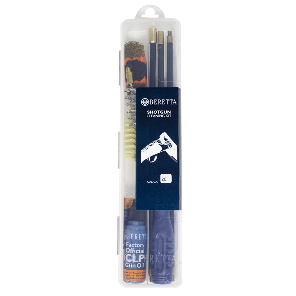 Beretta UK CK Shotgun Cleaning Kit Clam Shell 20G